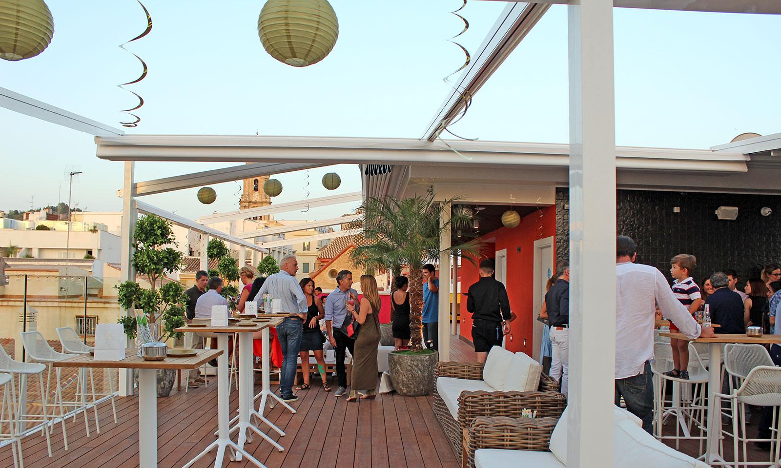 Hoteles con encanto hotel boutique en el centro de m laga for Hotel diseno malaga