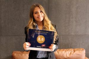 Booking da a Málaga Premium Hotel el Premio a la Excelencia