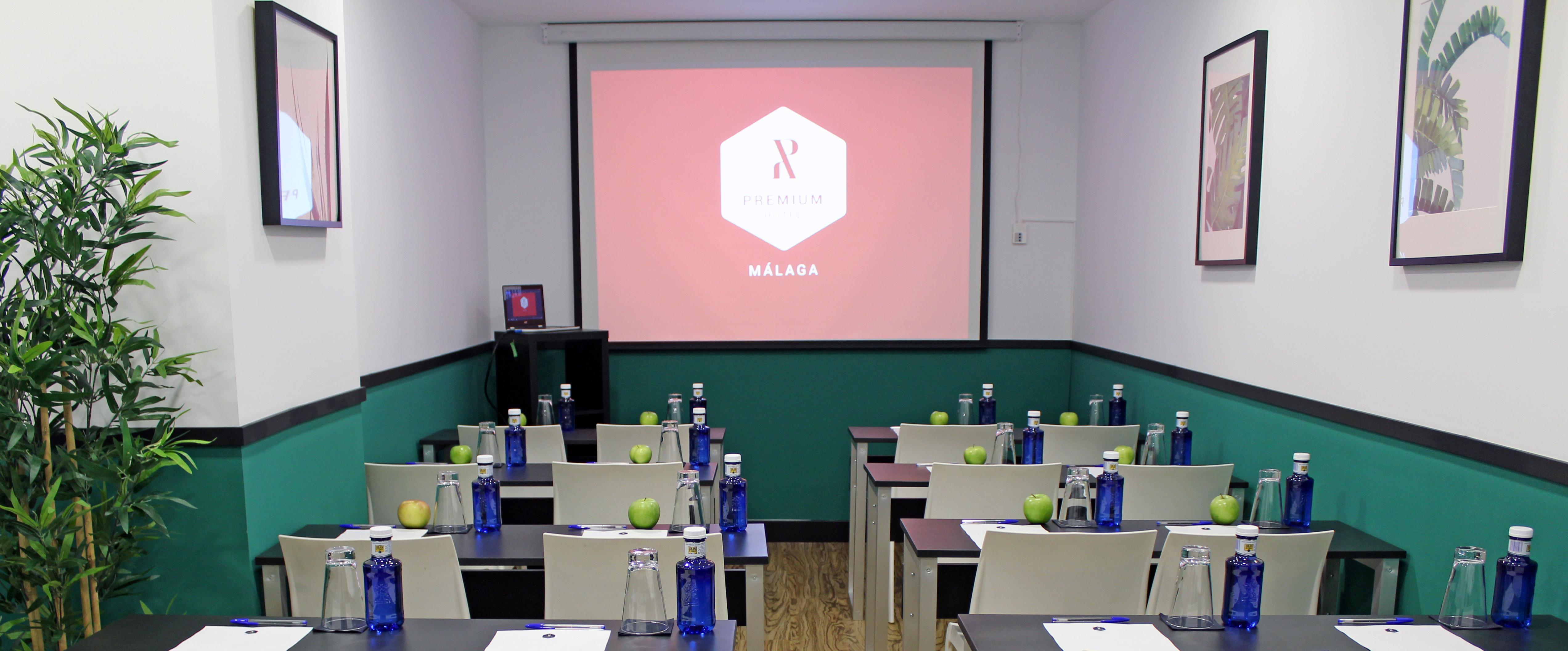 Grupo Premium, eventos para empresas en Málaga, hotel Málaga centro