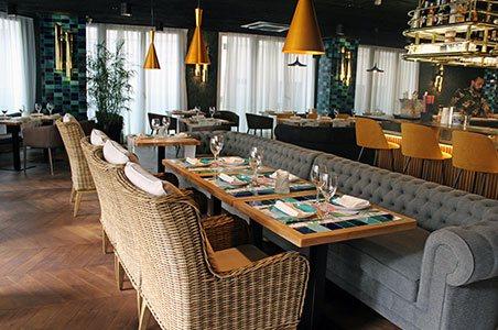 Nuestro restaurante Yubá
