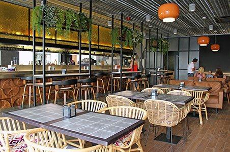 Nuestro restaurante Bendito Málaga