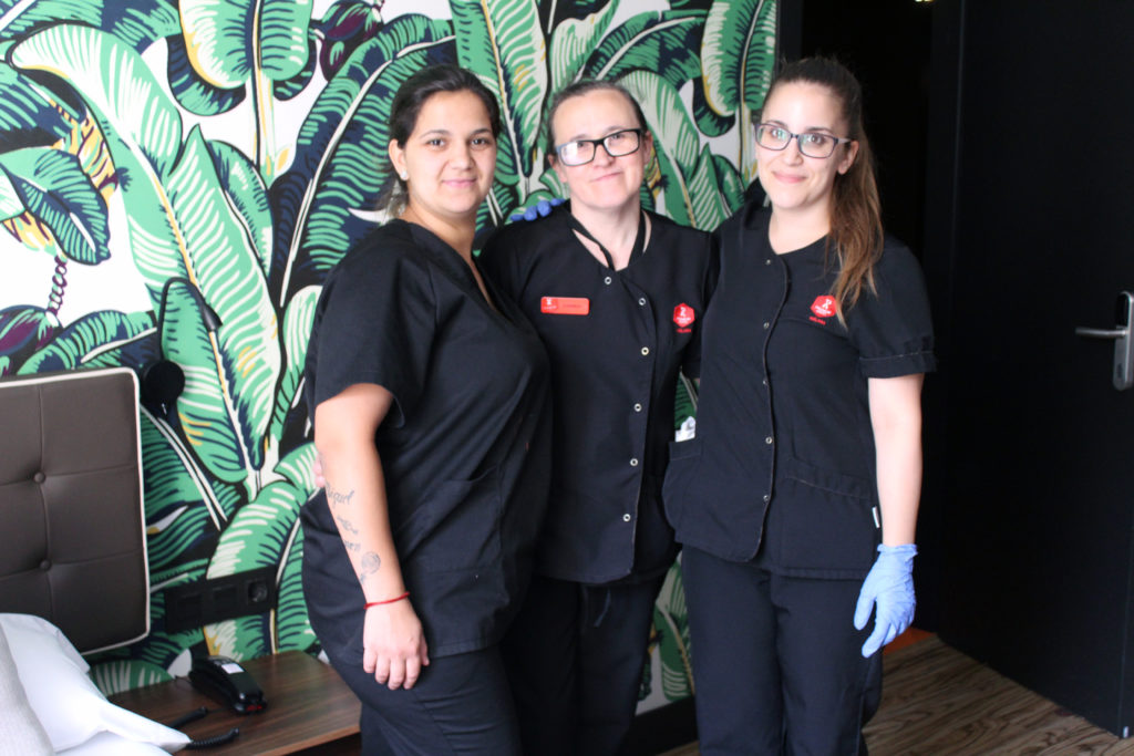 Compromiso social, comunidad gitana, ayuda inserción laboral, hotel malaga centro