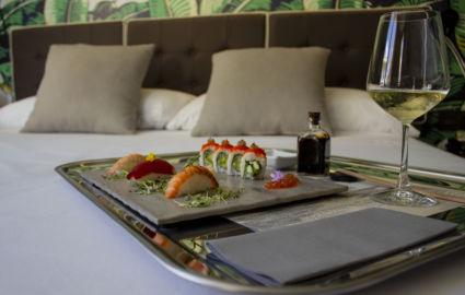 Hotel gastronómico en Málaga