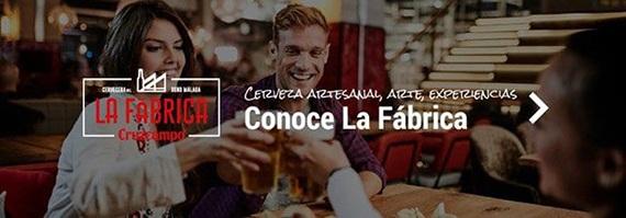 Conoce La Fábrica de Cerveza en Málaga