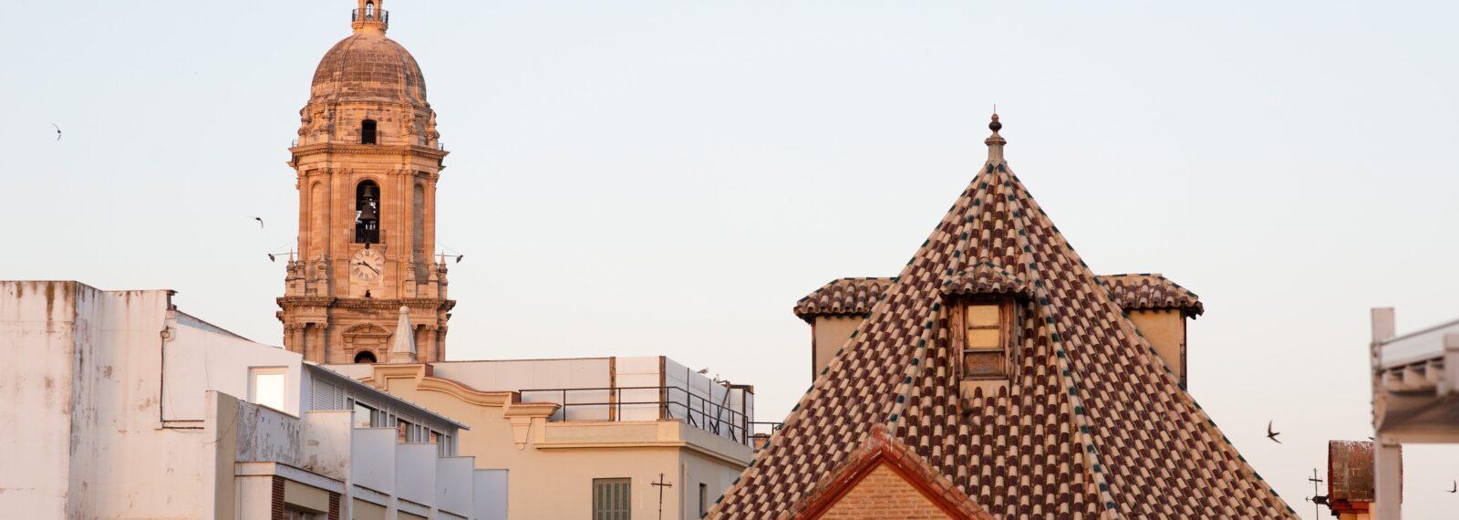 Conoce Las Mejores Terrazas Del Centro De Málaga Para Este