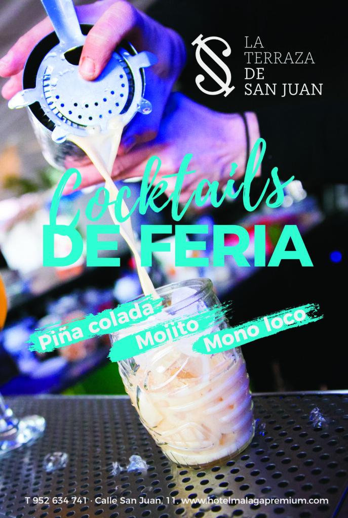 Feria de Málaga 2019 - Terraza de Málaga