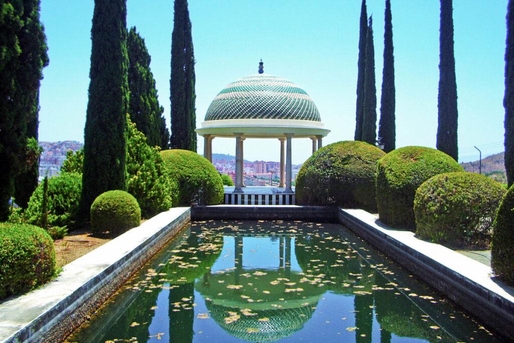 2 días de planes románticos en Málaga: Jardín botánico