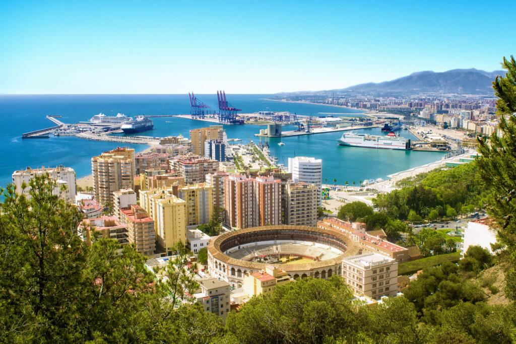 2 días de planes románticos en Málaga