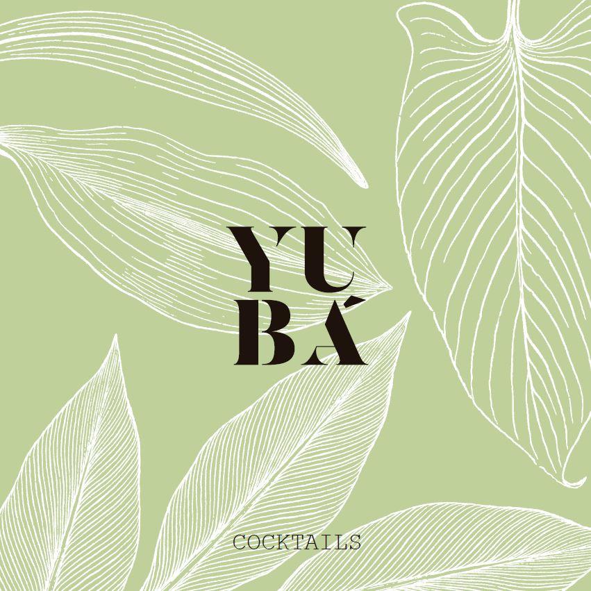 Yubá Cocktails