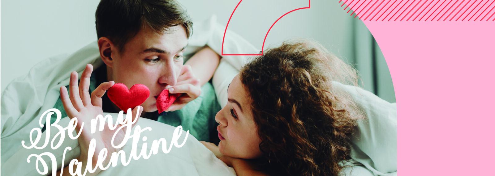Celebra San Valentín en Hotel Málaga Premium